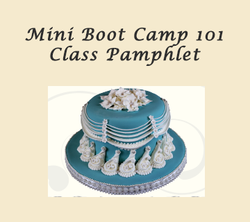 Class Pamphlet Mini Boot Camp