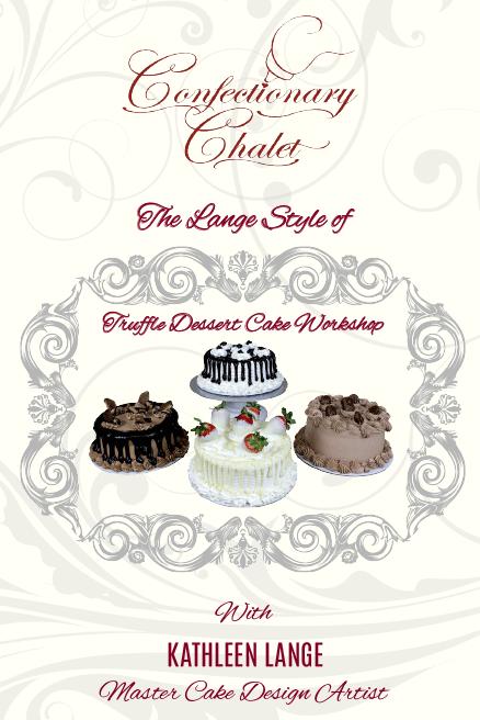 DVD Truffle Dessert Cakes
