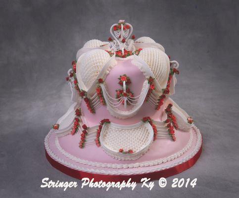 Sandra Daggett - Nat'l Cake Show- Fairfax, VA - April 2014