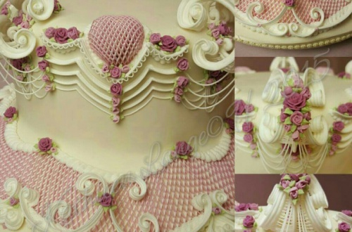 """New"" Project Cake - Lange/Lambeth Method Cake Decorating - Boot Camp 301-401"