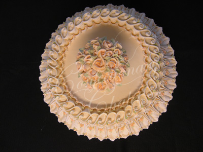 Basket of Roses - Lambeth Cake - 2007