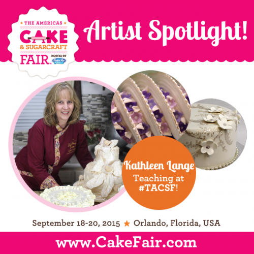 Int'l Cake & Sugarcraft Fair - Orlando, Florida - September 2015