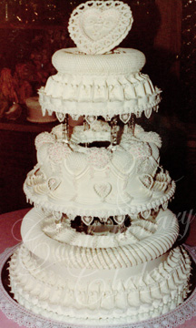 Lambeth Wedding Cake 1984