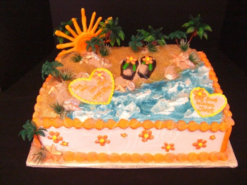 Beach Birthday 2011